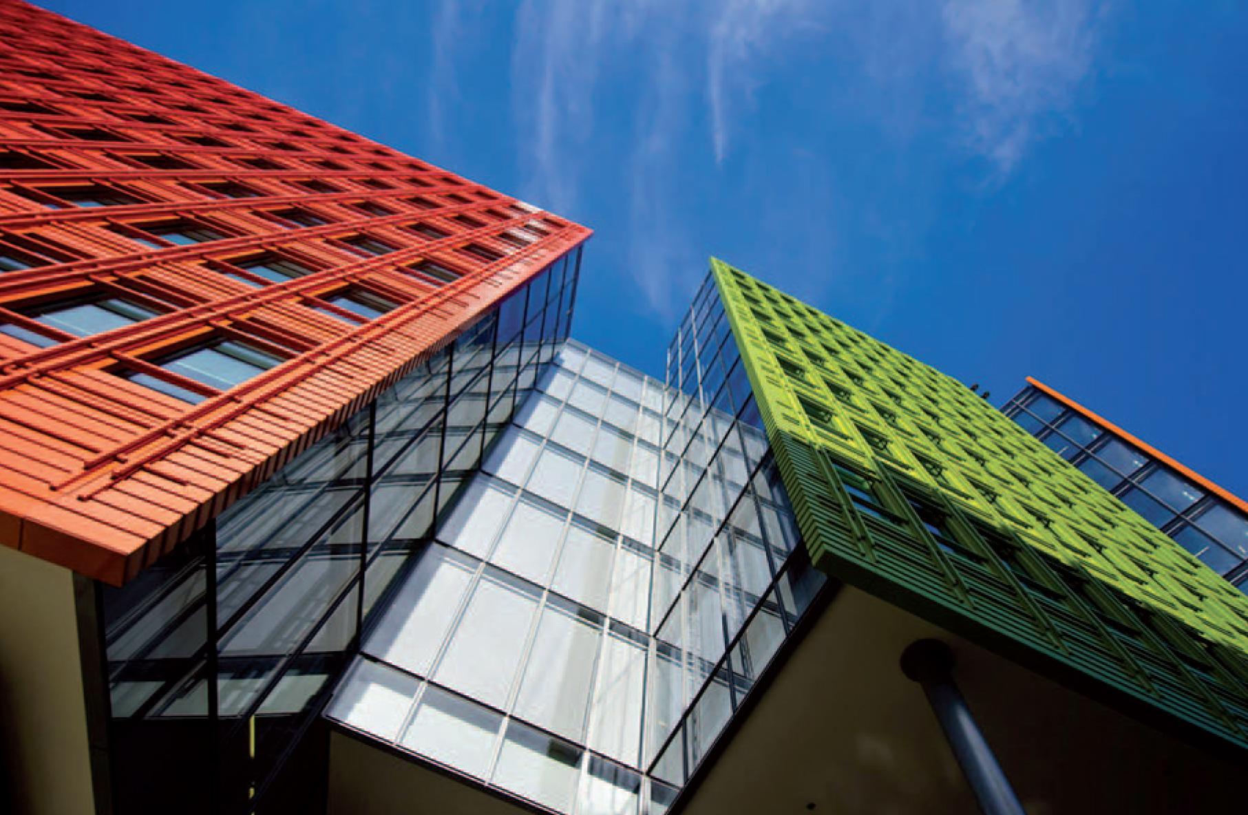 Οι σύγχρονες τάσεις στα αρχιτεκτονικά χρώματα πούδρας
