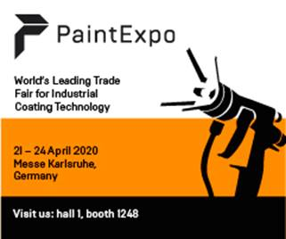 NEOKEM present in PaintExpo 2020