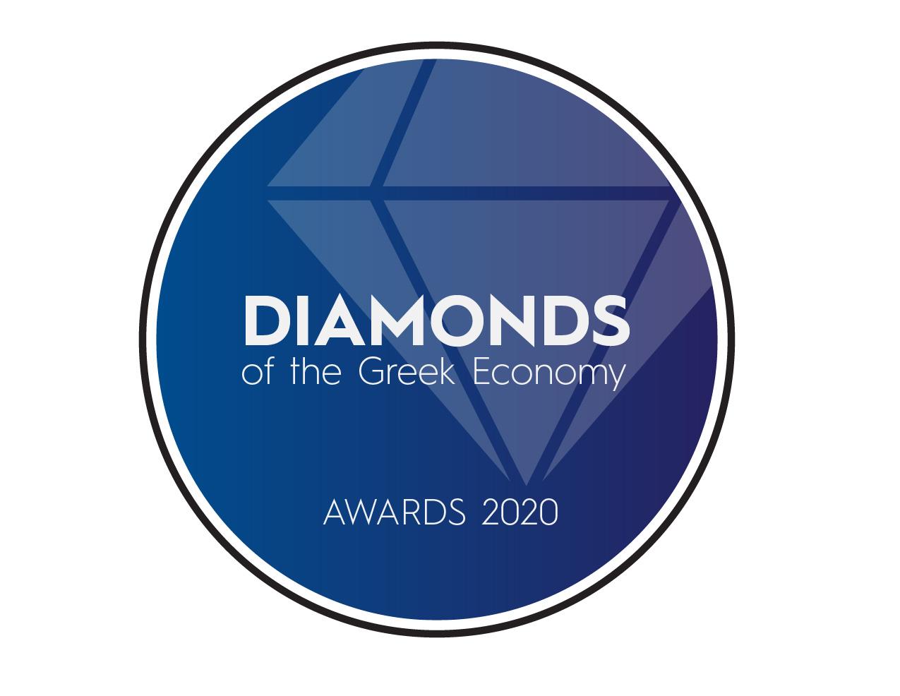 ΝΕΟΚΕΜ: Βράβευση στα «Diamonds of the Greek Economy 2020»