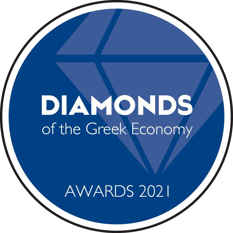 ΝΕΟΚΕΜ: Βράβευση στα «Diamonds of the Greek Economy 2021»